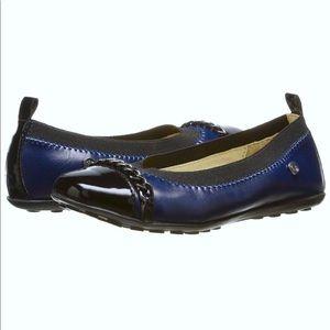 Naturino Shoes - Naturino Ballet Flats w/chain detail Navy & Black